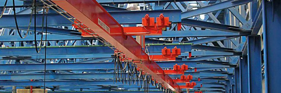 7 Suspension Crane Single Girder