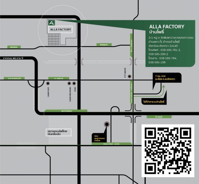 MAP ALLA-Factory BAN POH THAI