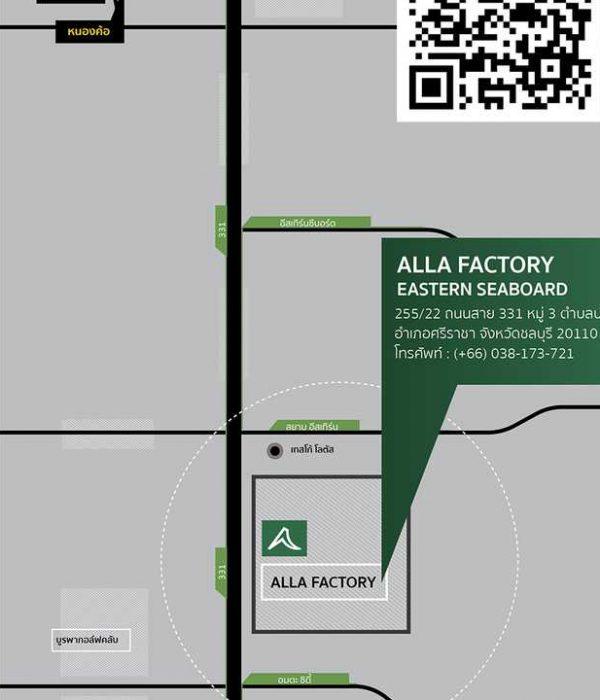 MAP ALLA-Factory Eastern SeaBoard THAI