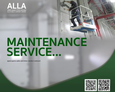 Maintenance is an important