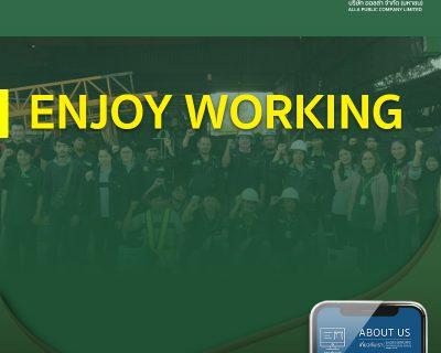 Enjoy Working