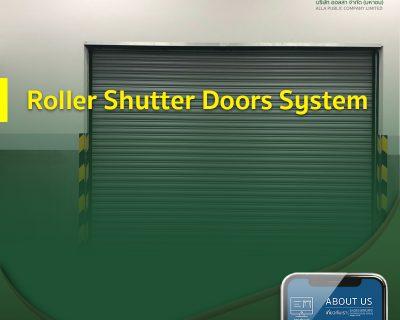 Roller Shutter Doors System